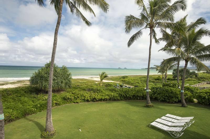 Beachfront Kailua
